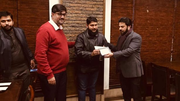 Success Story Of Hafeez Ullah From SYK